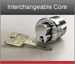 Interchangeable Core