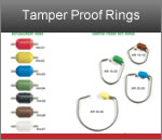 Tamper Proof Rings